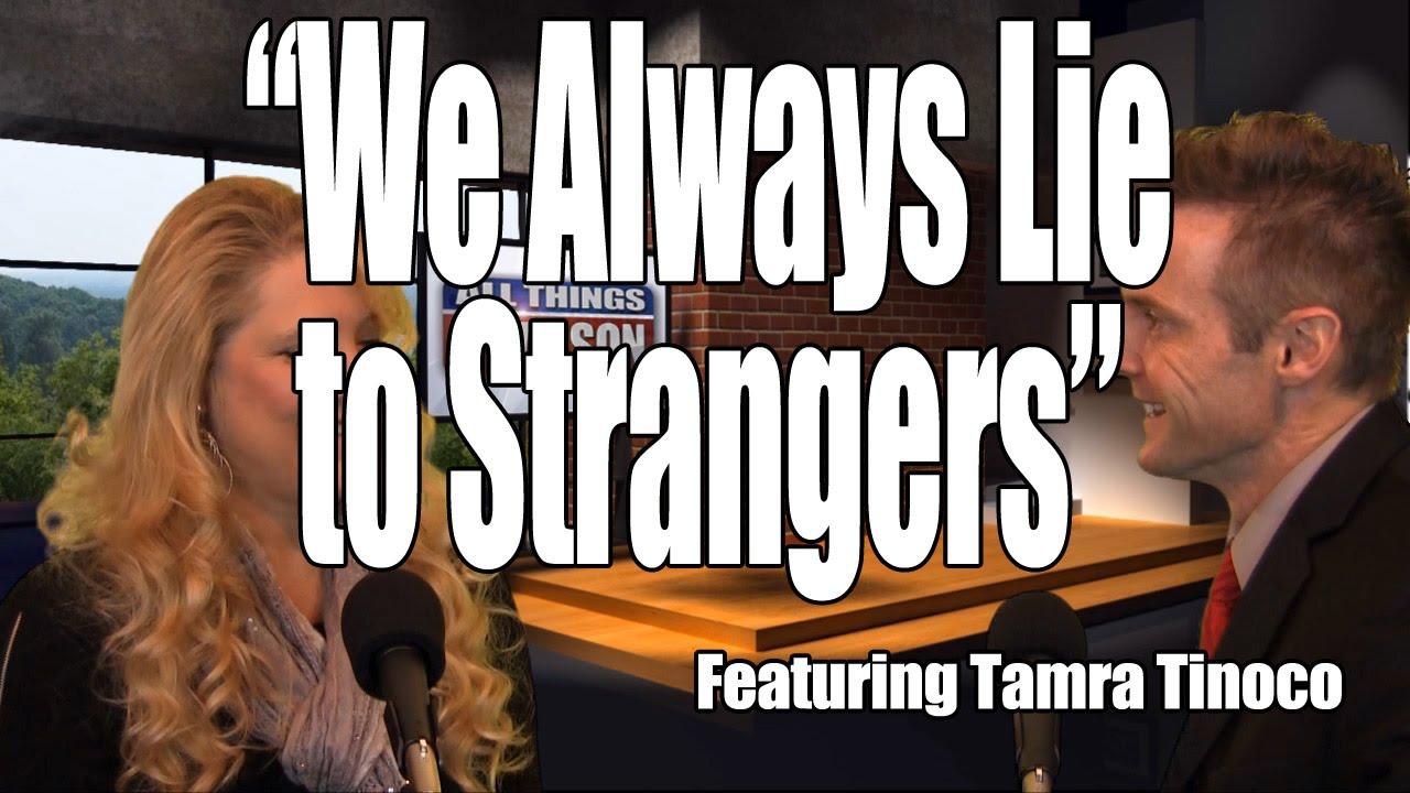"Branson's ""We Always Lie To Strangers"" with Tamra Tinoco of Magnificent 7"