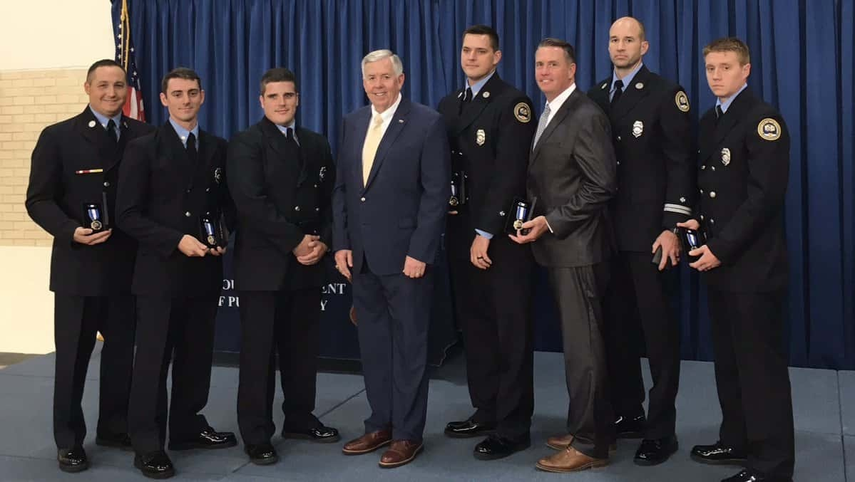 Heroes From Ozarks Honored For Helping Others