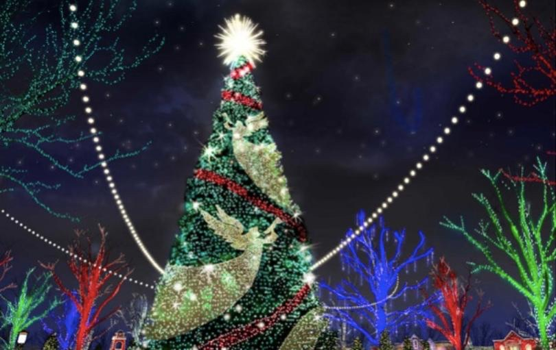 Silver Dollar City to debut 'biggest-of-its-kind Christmas tree on Earth' for holiday celebration